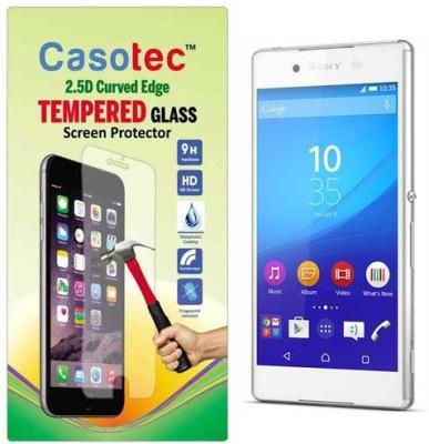 Casotec 2610532 Tempered Glass for Sony Xperia Z3 Plus / Z4