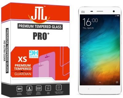 JTL 2.5D Curve Edge Kristal Clear PRO+ 72 Tempered Glass for Xiaomi Mi 4