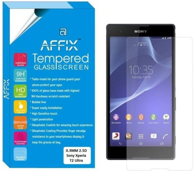 Affix Tempered Glass Guard for Sony Xperia T2 Ultra (6.0