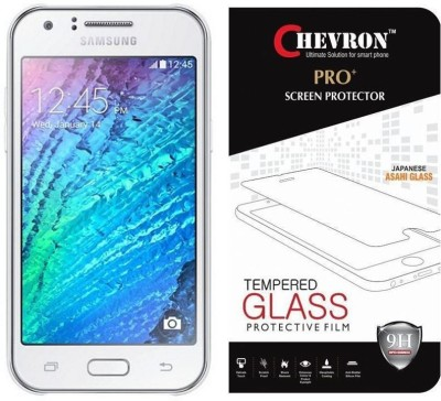 Chevron Tempered Glass Guard for Samsung Galaxy J2