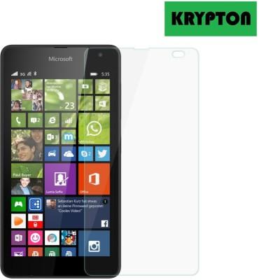 Krypton NOKI53501 Tempered Glass for Nokia Lumia 535