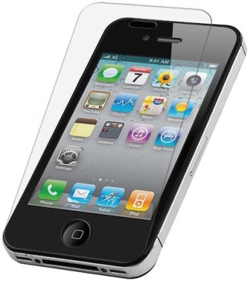 Vibhar Tempered Glass Guard for Apple iPhone 4, Appe iPhone 4s