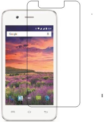 Belmark RS-84 Tempered Glass for Lava Atom X