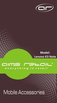 AIMS Retail TG-LK3NOTE Tempered Glass for Lenovo K3 Note