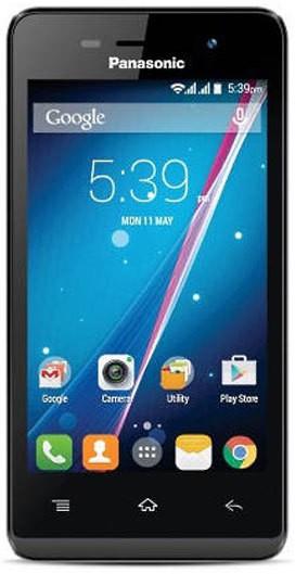 View Panasonic T33 (White, 4 GB)(512 MB RAM) Mobile Price Online(Panasonic)