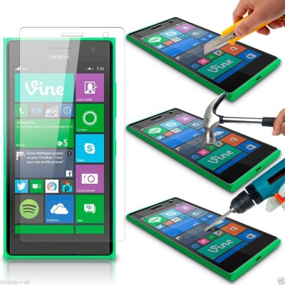Unicraft Tempered Glass Guard for Nokia XL