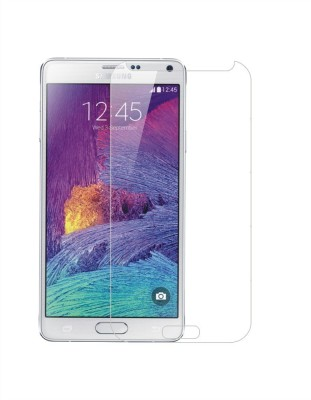 Lorem ZTGL14 Tempered Glass for Samsung Galaxy Note 4 (SM-N910G)