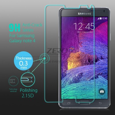 FireForces FF-1913 Tempered Glass for Explosion Proof Tempered Glass Screen Protector For Samsung Galaxy Note 4