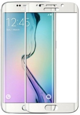 AMERICHOME full COVER-A-5 Tempered Glass for Samsung Galaxy S6 Edge