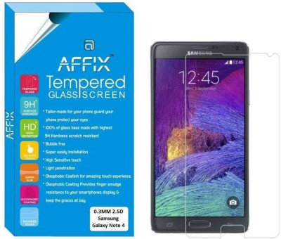 Affix FAG0067 Premium Tempered Glass for Samsung Galaxy Note 4 (5.7