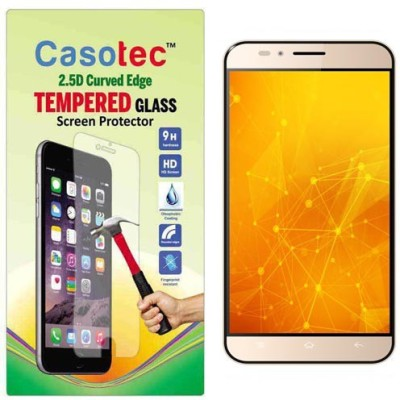 Casotec 2610923 Tempered Glass for Intex Aqua Turbo 4G