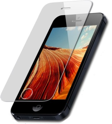 KG Mobile Accessories Tempered Glass Guard for Apple iPhone 5, Apple iPhone5s, Apple iPhone5C
