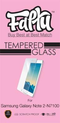 Faltu TGN7100 Tempered Glass for Samsung Galaxy Note 2 N7100