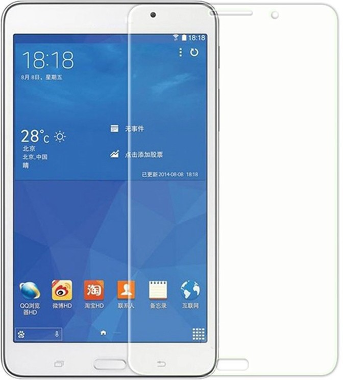 new generation Tempered Glass Guard for Samsung Galaxy Tab 4 T231 Inch 7