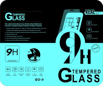 AmzaTech ArtHD Charlie TP365 Tempered Glass for Micromax Canvas Fire 3 A096