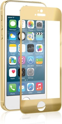 Aldine MATG00003 Tempered Glass for Apple iPhone 5G Gold