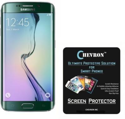 Chevron Tempered Glass Guard for Samsung Galaxy S6 Edge