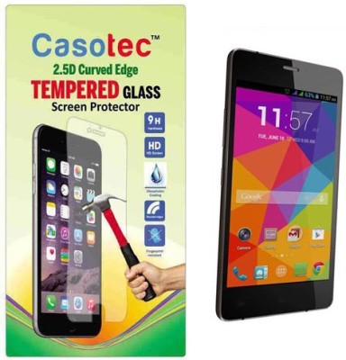 Casotec 2611012 Tempered Glass for Gionee Pioneer P5W