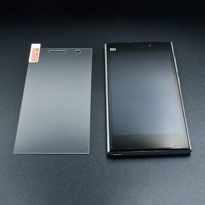 Style Clues Tempered Glass Guard for xiaomi mi3