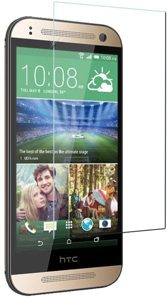 S-Model Tempered Glass Guard for HTC Desire 620