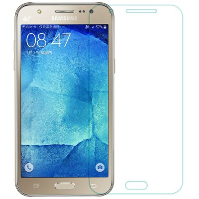 Savvy Tempered Glass Guard for Samsung J5