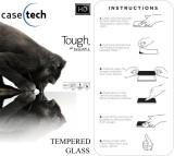 CASETECH FF-105 Tempered Glass for Panas...