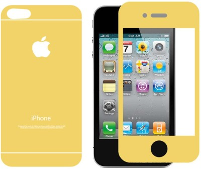 PraIQ Mos137 Front & Back Protector for Apple iPhone 4/4S