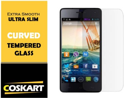 Coskart CT629 Tempered Glass for Micromax Canvas Knight