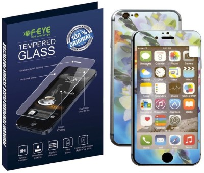 FEYE FMT8DC-38 (G)-Cleariy Screen Protector Tempered Glass for Apple iPhone 6 Plus