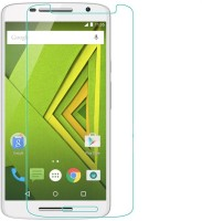 Cell-loid Tempered Glass Guard for Motorola Moto X Play