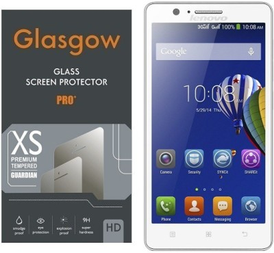 Glasgow XD 03 Crystal Clear Tempered Glass for Lenovo A536