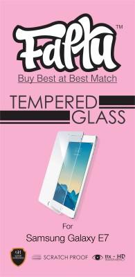 Faltu TGE7 Tempered Glass for Samsung Galaxy E7