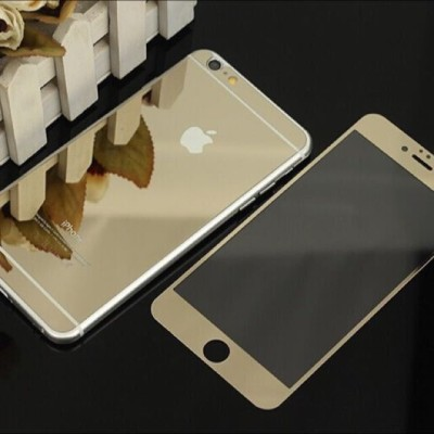 DIVYA CELLPOINT APPLE IPHONE 6 DUAL SIDE GOLD COLOUR TEMPERED GLASS Tempered Glass for APPLE IPHONE 6 DUAL SIDE GOLD COLOUR TEMPERED GLASS