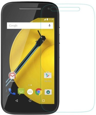 Rudra Traders RUDR176 Tempered Glass for Motorola Moto E (1St Generation)