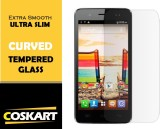 Coskart Tempered Glass Guard for Microma...