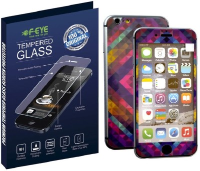 FEYE Tempered Glass Guard for Apple iPhone 6 Plus