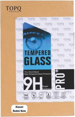 TOP Q Tempered Glass Guard for Xiaomi Redmi Note