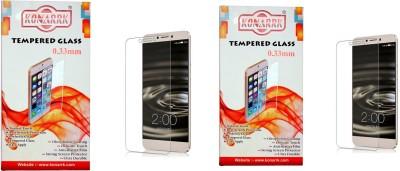 Konarrk FE14_16-2_PACK_OF_2 Tempered Glass for LETV 1S