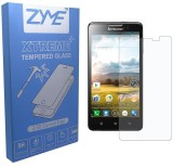 ZYME Tempered Glass Guard for Lenovo A20...