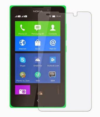 BrewingQ XNLTGBQ Tempered Glass for Nokia X