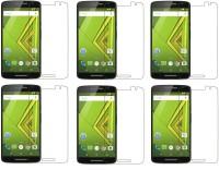 Bizarre Kraftz Tempered Glass Guard for Motorola Moto X Play