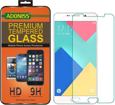 Adoniss Tempered Glass Guard for Samsung Galaxy A7 (2016)