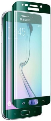 AMERICHOME full COVER-A-4 Tempered Glass for Samsung Galaxy S6 Edge