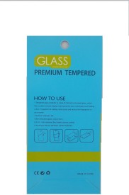 Dallon Tempered Glass Guard for Nokia Lumia 535