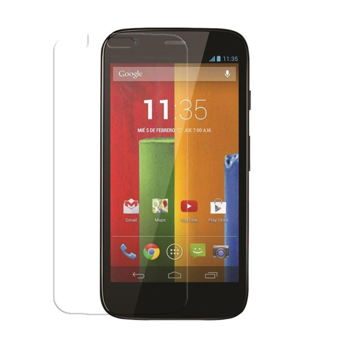 Protector G XT1068 Tempered Glass for Motorola Moto G (2nd gen)