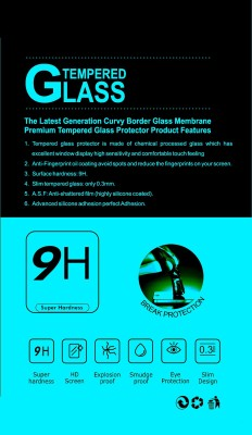 JavaTech WhiteSnow Charlie TP166 Tempered Glass for Samsung Galaxy Note 1 N7000