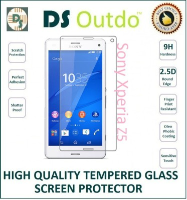Outdo Tempered Glass Guard for Sony Xperia Z5 Prime