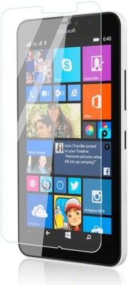 Nemobiles ne-N640 xl-2001 Tempered Glass for Nokia Lumia 640 Xl