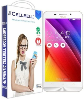 Cellbell Tempered Glass Guard for Asus Zenfone Max ZC550KL