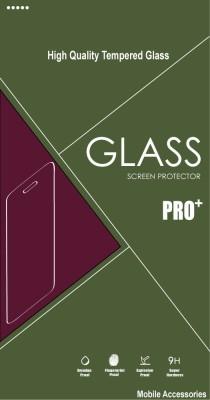 Mobilecops VIVO X5 PRO -(U-TEMP1309) Tempered Glass for Vivo X5 Pro